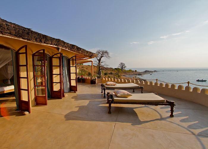 Ndomo Point House, Kaya Mawa, Likoma Island