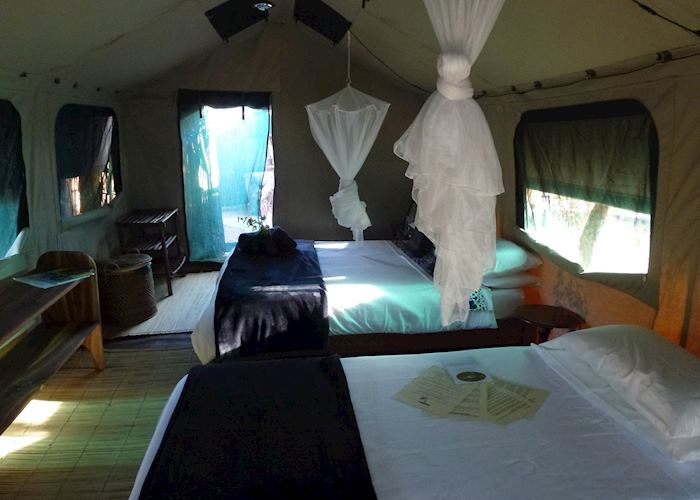 Mayukuyuku Camp,Kafue National Park