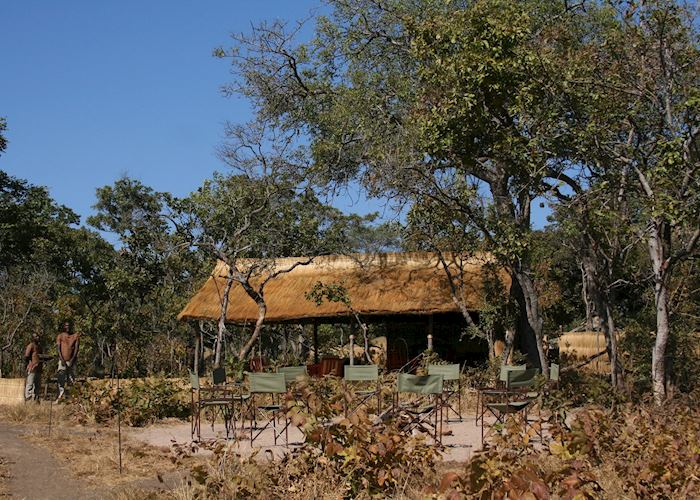 Musekese Bush Camp,Kafue National Park