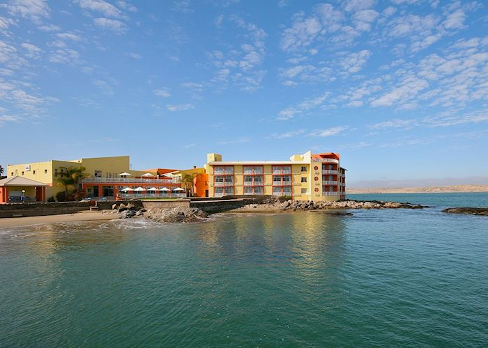 The Nest Hotel,Luderitz