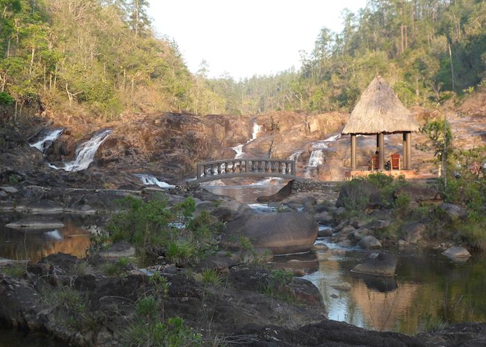 Gaia River Lodge (Formerly the Five Sisters Lodge), Five Sisters