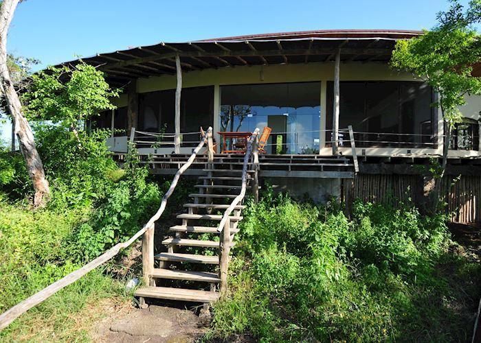 The lodge, Galapagos Safari Camp