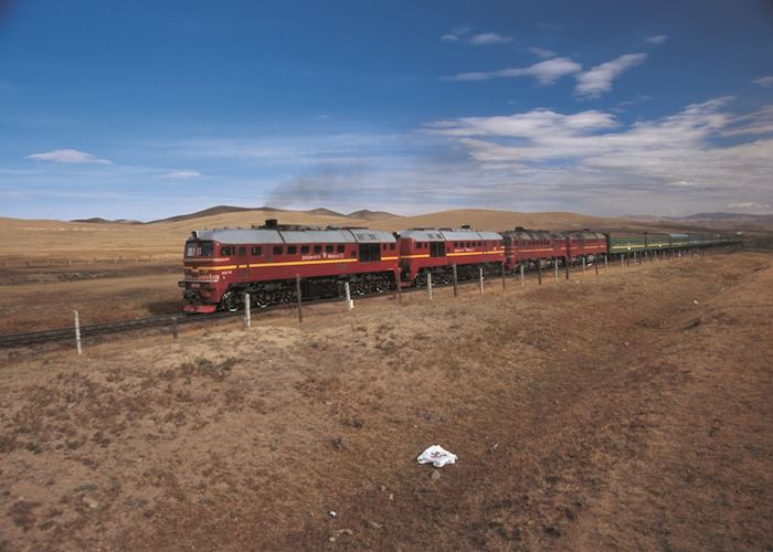 The Trans-Mongolian Express, Ulaan Baatar