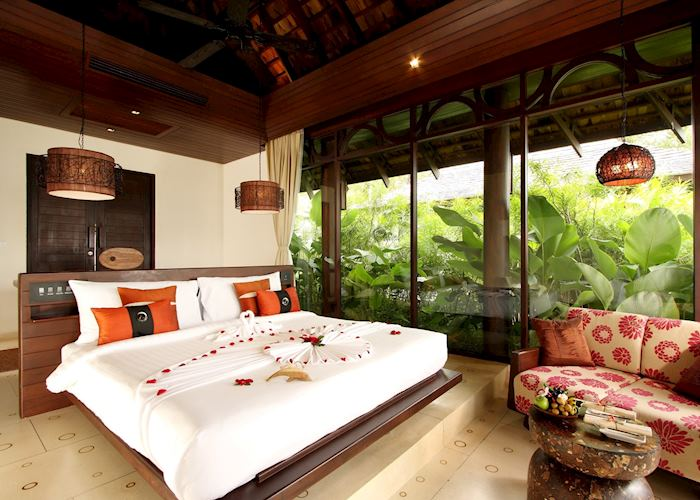 Deluxe Villa, The Vijitt Resort, Phuket