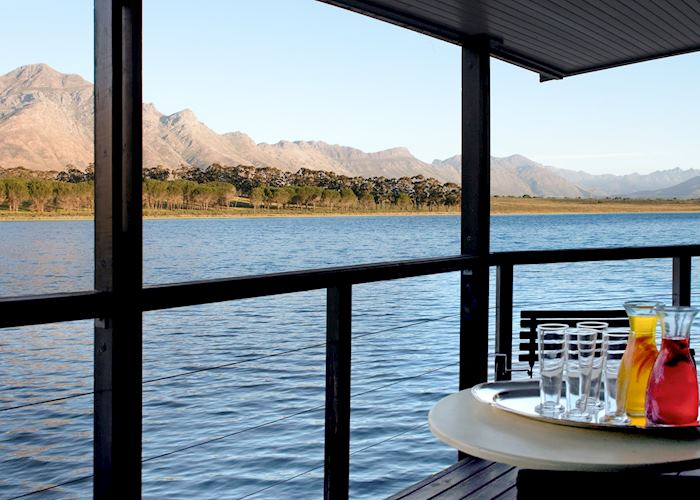 The deckhouse at Bartholomeus Klip,Tulbagh