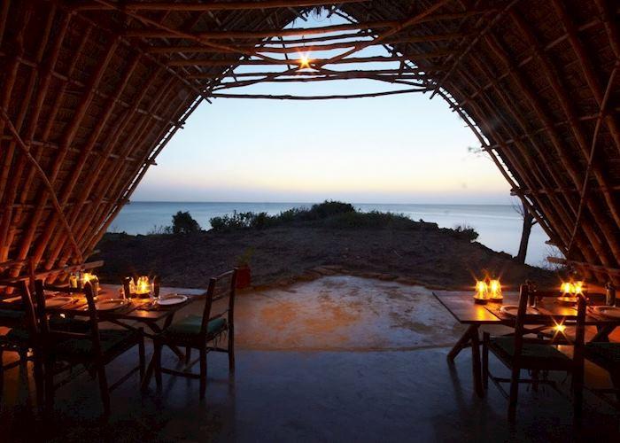 Chumbe Island Lodge, Chumbe Island