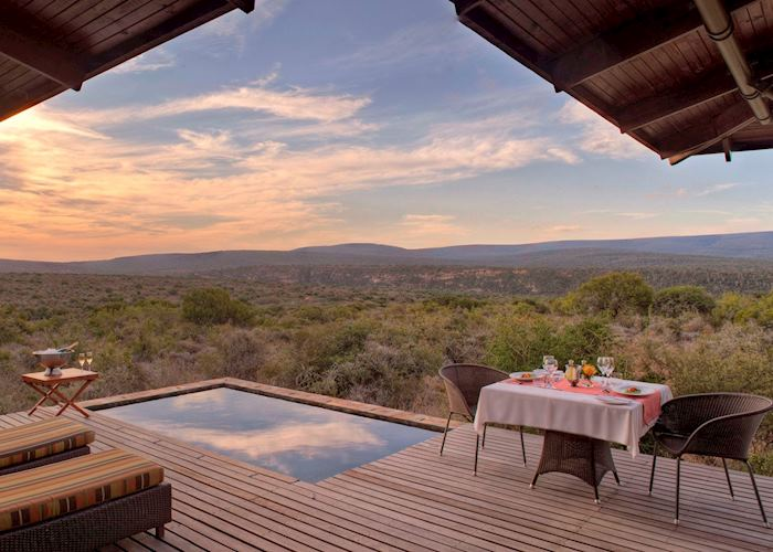 Kwandwe Ecca Lodge,Eastern Cape Game Areas