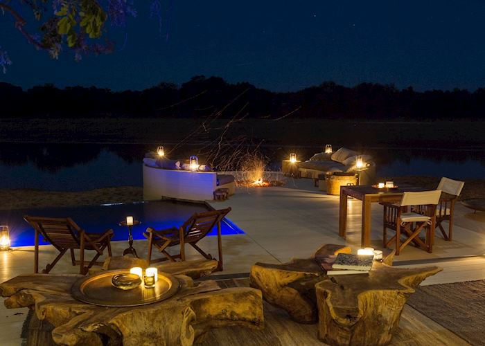 Chinzombo Camp,South Luangwa National Park
