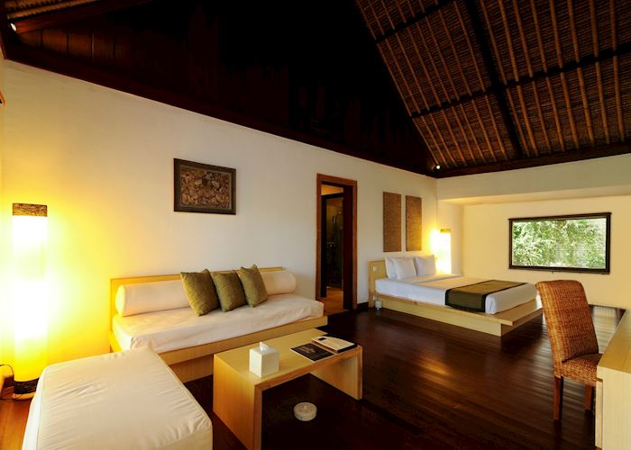 Deluxe Room, The Menjangan