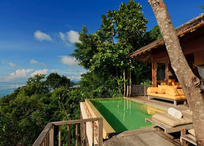 Ocean Deluxe Pool Villa, Six Senses Yao Noi