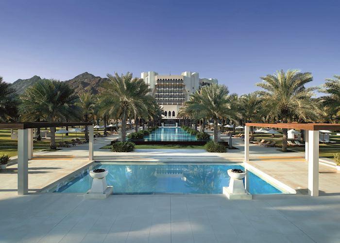 Pool, Al Bustan Palace, Muscat