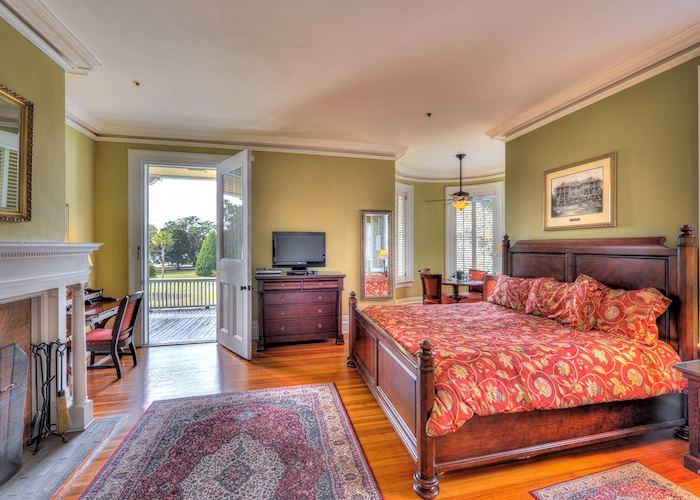 King Room, Jekyll Island Club Resort