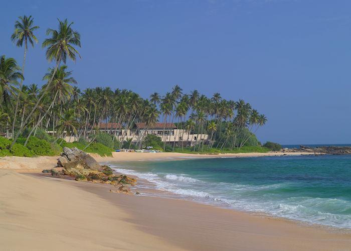 Beach, Amanwella, Tangalle