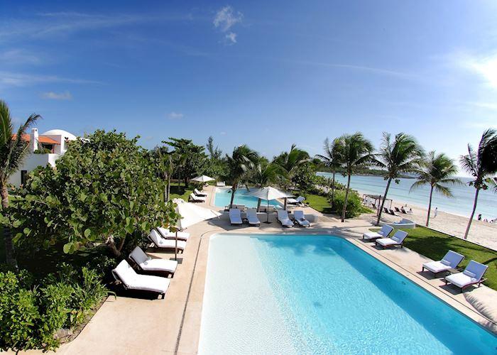 Pool, Esencia,Mayan Riviera