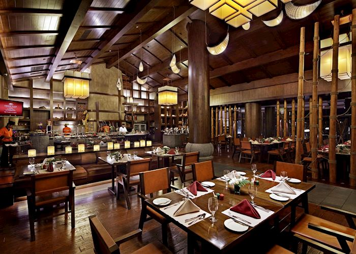 Restaurant, InterContinental, Lijiang
