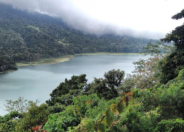 Mountain scenery en route to Munduk, Bali