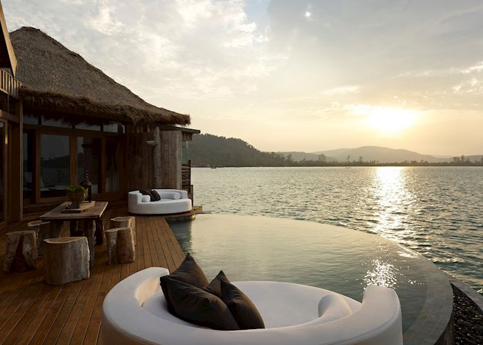 Two Bedroom Overwater Villa, Song Saa Private Island,Sihanoukville