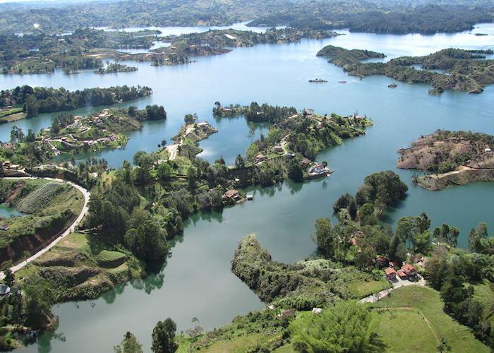 Guatapé lakes
