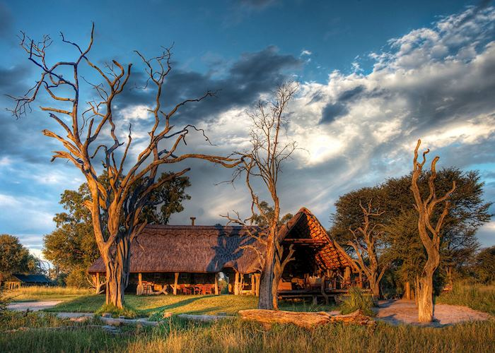 Bomani Tented Camp, Hwange National Park