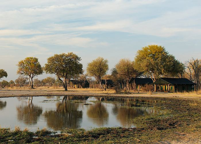 Spurwing Suites, Bomani Tented Camp, Hwange National Park