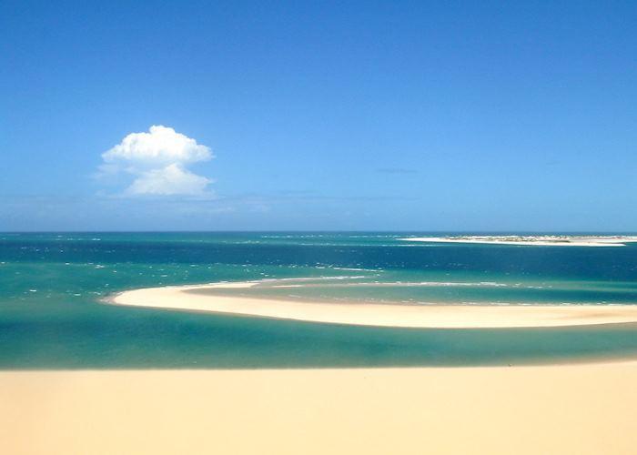 Pansy Island, Azura, Bazaruto Archipelago