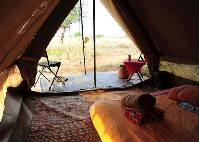 Tumaren Tented Camp, Karisia Walking Safaris