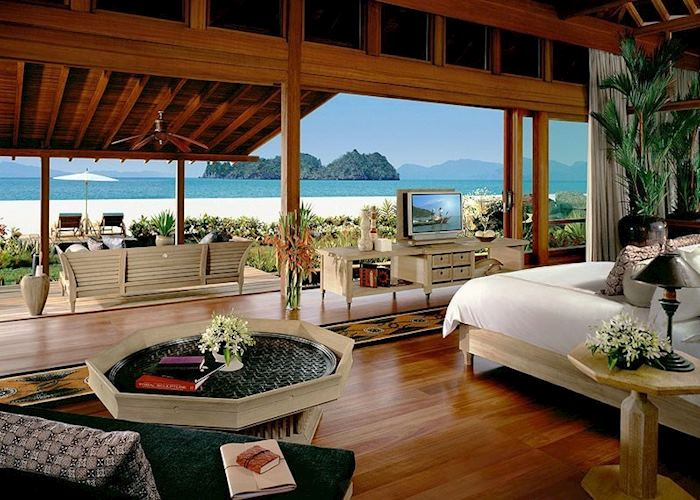 Beach Villa, The Four Seasons, Langkawi
