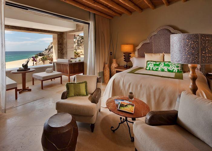 Deluxe Oceanview Room, Hotel Capella Pedregal, Cabo San Lucas