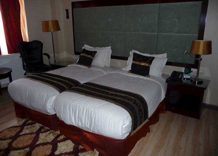 Super deluxe room, Spic N Span, Leh