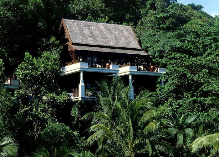 Hill villa, Pangkor Laut Resort, Pangkor Laut