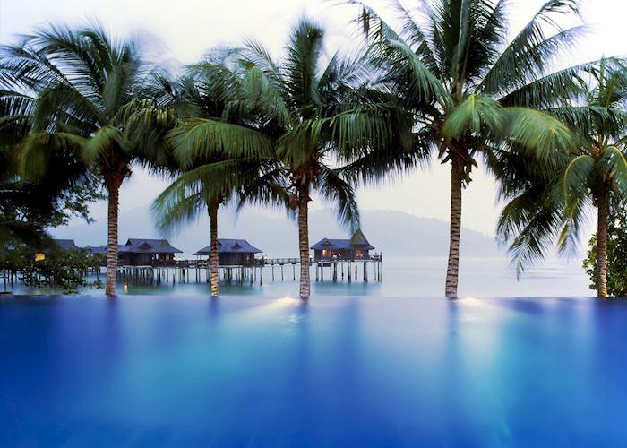 Lap pool, Pangkor Laut Resort, Pangkor Laut