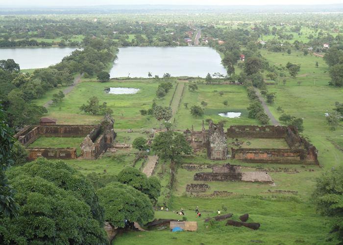 Wat Phou Temples Southern Palaces , Champasak