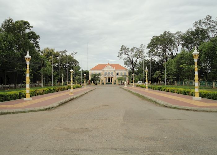 Old Governor's Mansion, Battambang