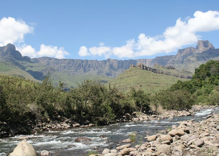 The Amphitheatre, Drakensberg Mountains