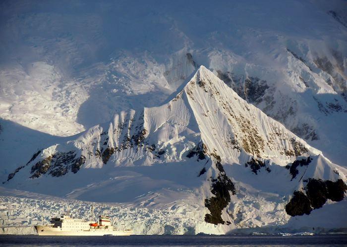 Expedition cruising, Antarctica