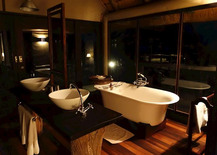 Bathroom in Luxury Suite, Little Ongava, Etosha National Park