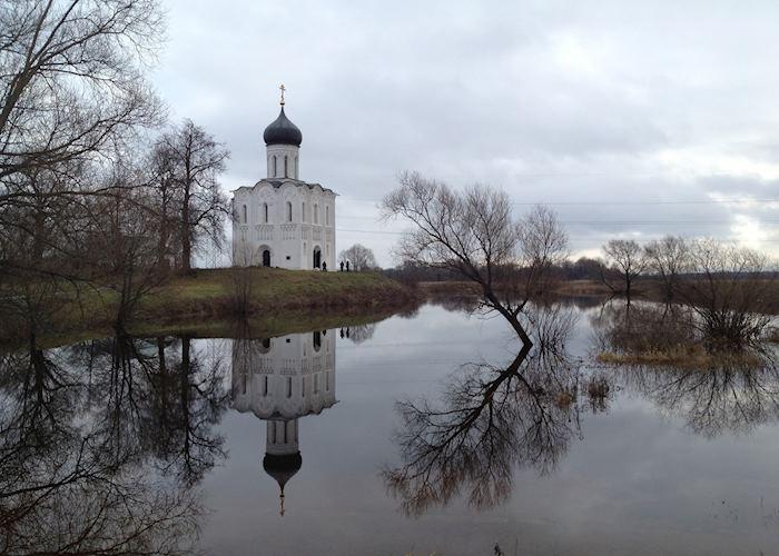 Nerl Church, Vladimir, Russia