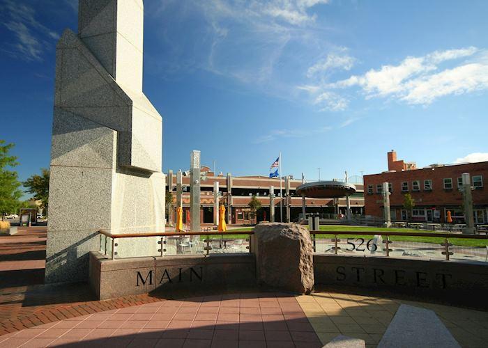 Rapid City,The USA