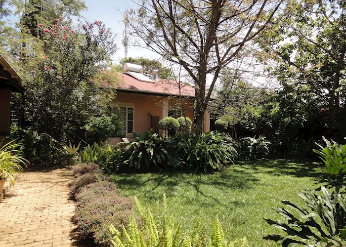 Gardens, The Boma Guesthouse, Entebbe