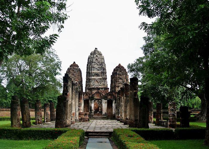 Ruins of Sukhothai, Thailand