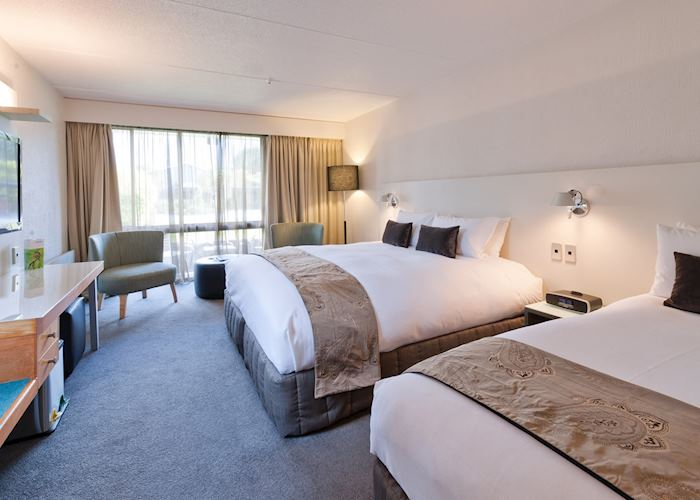 Douglas Wing Room, Scenic Hotel Franz Josef Glacier, Franz Josef Glacier