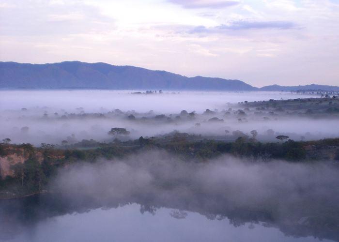 Crater lakes region, Uganda