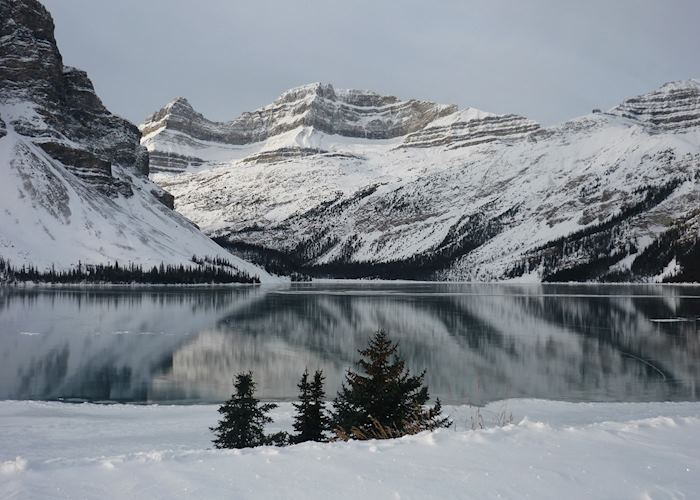 Icefields Parkway, Rocky Mountains, Canada