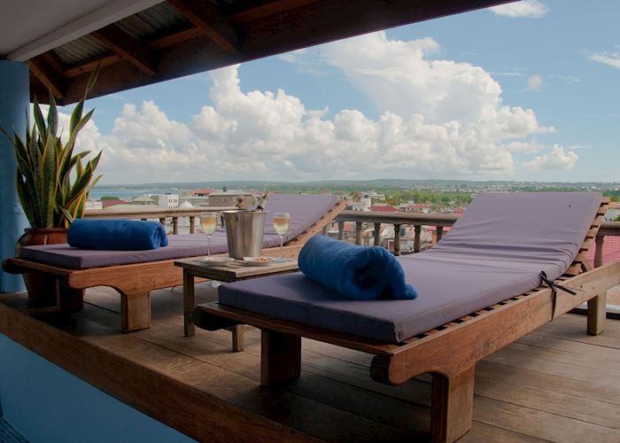 Dunia suite, Zanzibar Palace Hotel, Stone Town
