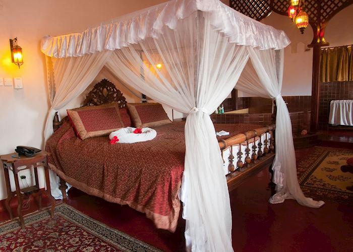 Sultana suite, Zanzibar Palace Hotel, Stone Town