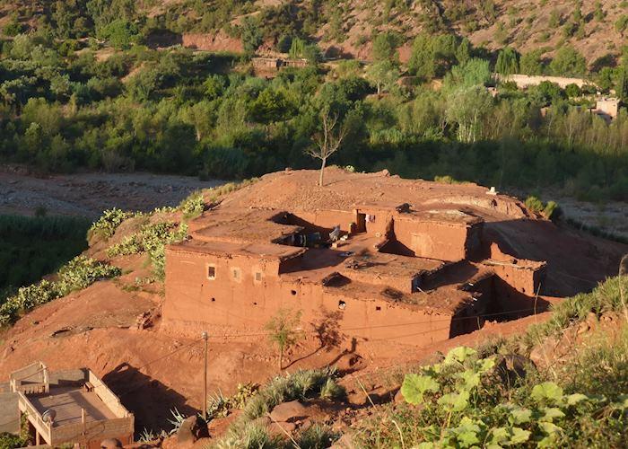Berber dwelling
