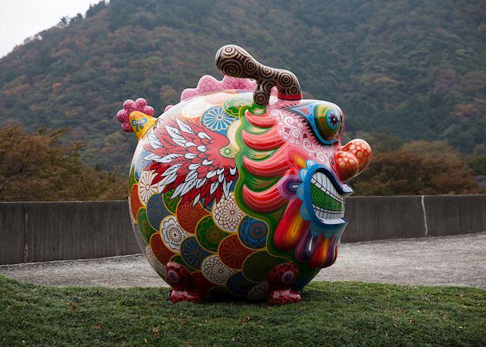 Hakone Open Air Museum Sculpture