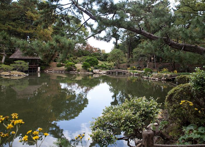 Shukkei-en Garden, Hiroshima