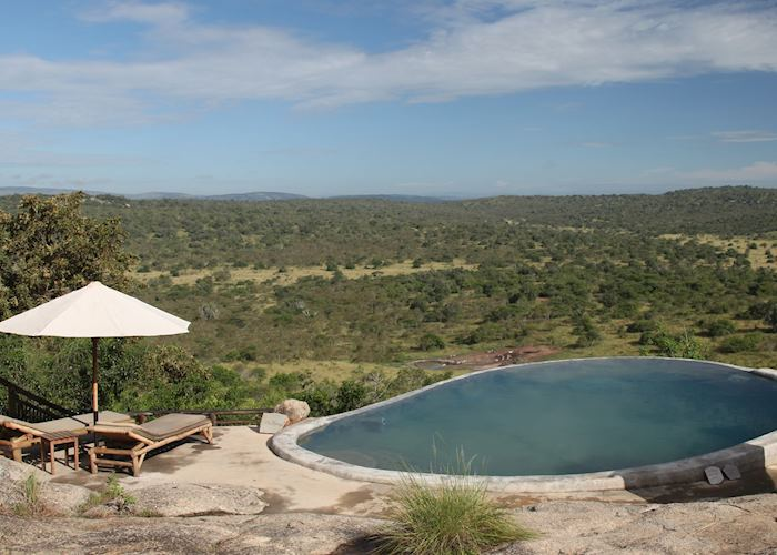 Mihingo Lodge,Lake Mburo National Park