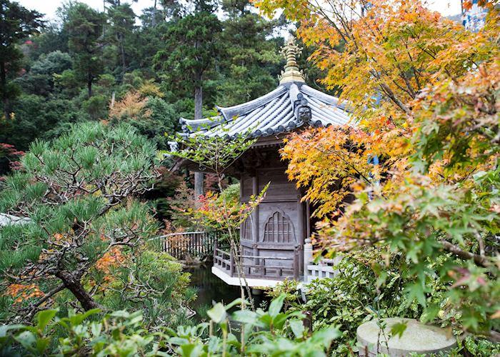 Daishoin Temple Complex, Miyajima Island